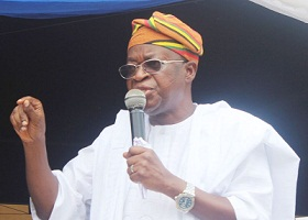 Oyetola restructures ministries