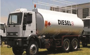 Diesel theft lands security man in court