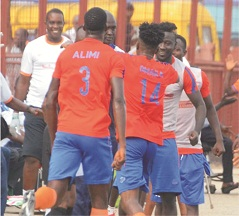 NPFL: Maximum three points over Enyimba, Sunshine gaffer praises team