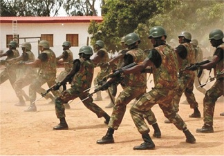Army embarks on operation 'Crocodile Smile IV' in Okitipupa