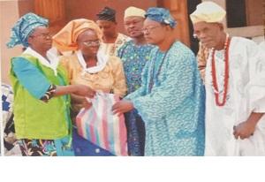 RAFODAT celebrates widows old people