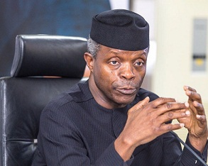 Osinbajo, others charge Nigerians on selfless service