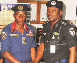 Yuletide: Ondo NSCDC/Police deploy 1,520 personnel