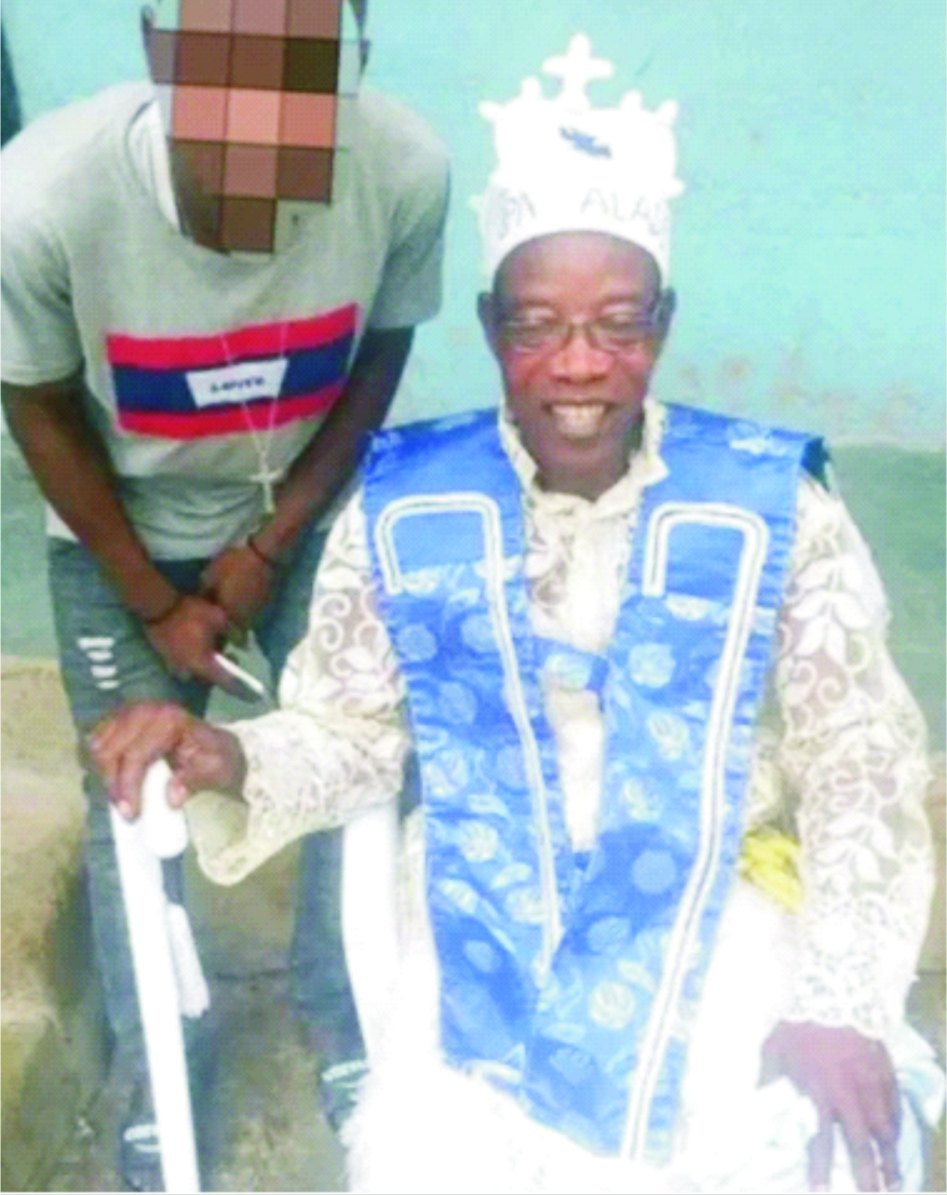 Cleric jailed for stealing goat