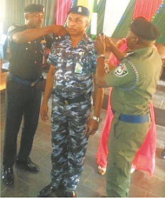 Ondo CP assures better security, decorates 19 officers