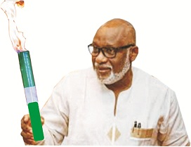 NSF: Ondo to receive Torch of Unity