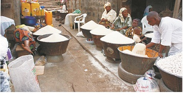 Lassa Fever: We can't do without  garri – Diehard consumers