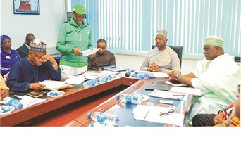 Minister meets advisory committee, harps on successful Tokyo outing