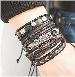 Step out with elegant bracelets