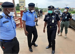 Curfew: Police nab robbery suspects