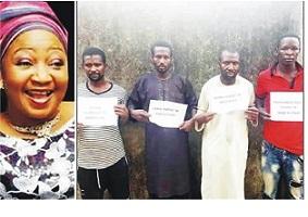 Suspected killer of Mrs. Olakunori remanded in prison