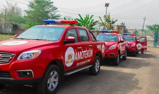 Amotekun Corps 'll take off soon- Akeredolu