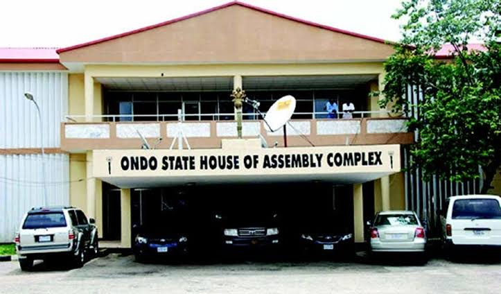 Ondo Assembly proceeds on recess