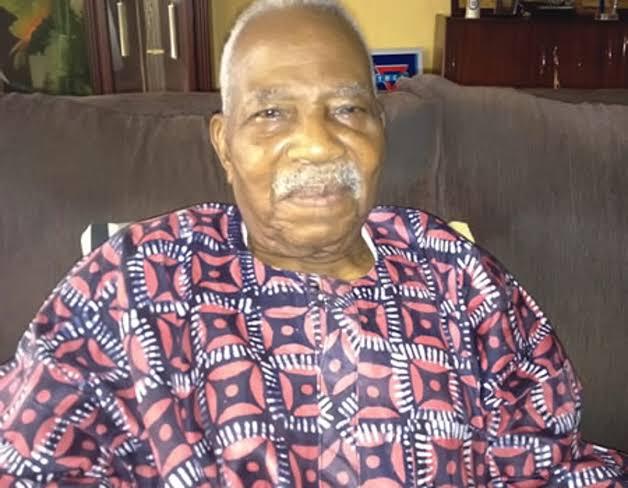 Reuben Famuyide Fasoranti: The avatar at 94