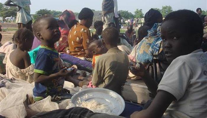 The looming food crisis