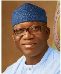 Fayemi felicitates with Muslims