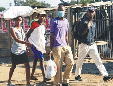 Hunger in the midst of coronavirus pandemic
