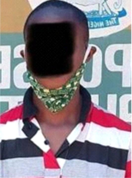 Salawa Abeni's nude photos: Blackmailer arrested