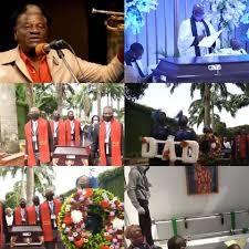 Victor Olaiya laid to rest