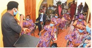 NCSD: BRECAN celebrates survivors in Ondo