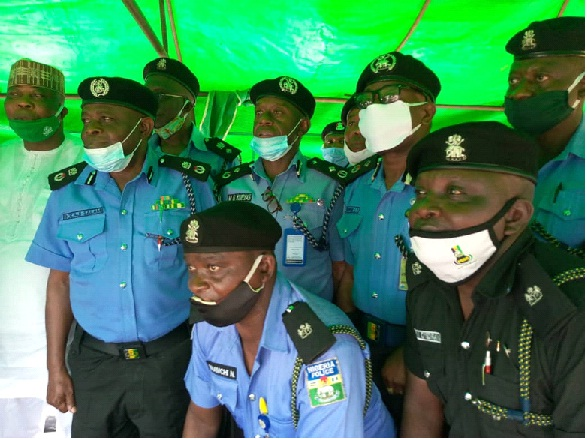 Ondo police solicit community's support for effective policing