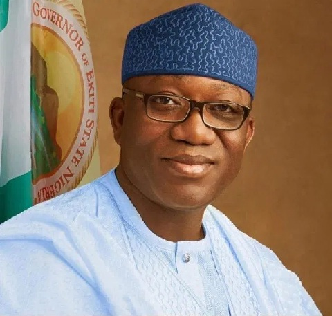 Fayemi assures NYSC, FRSC of support