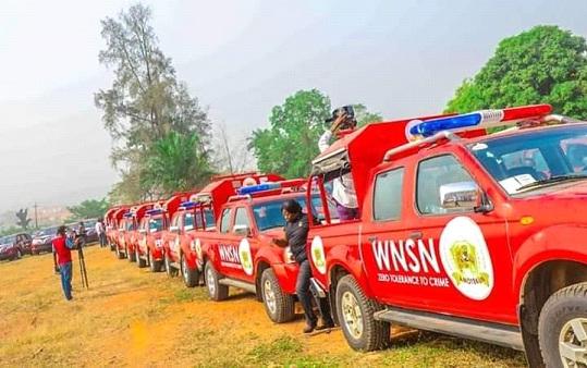 4,000 jostle for 1,000  Amotekun jobs in Ekiti