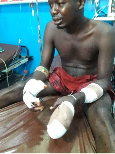 How my brother was  almost killed –Ajibola