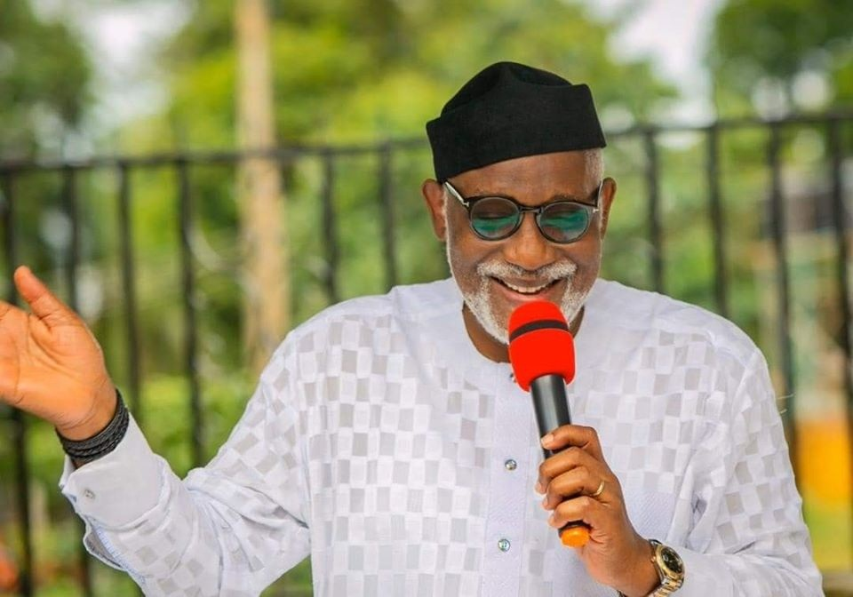 Focus on grassroots devt, Akeredolu charges LG bosses