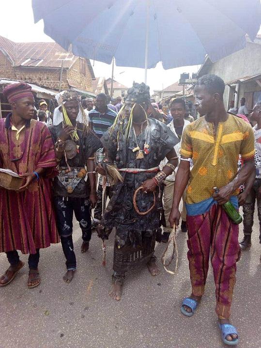 Day Ogun festival turned bloody in Ire-Ekiti