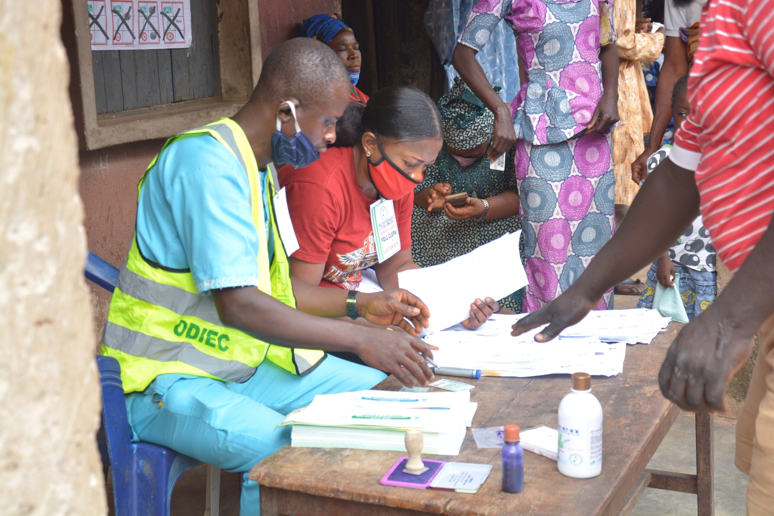 Ondo 2020:Group tasks INEC, security  agencies on credible polls