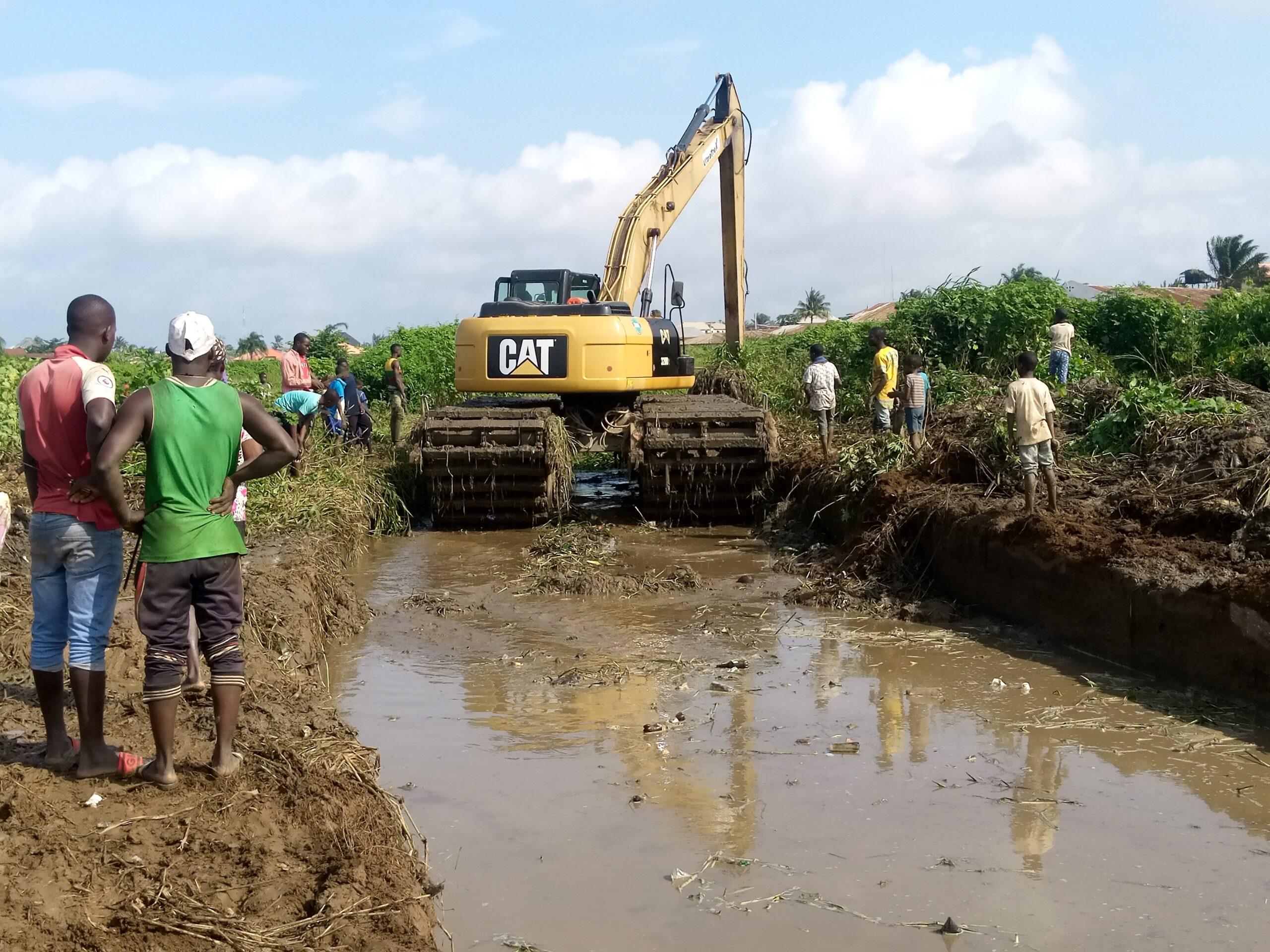 Flood: NEMA, ODSG organise advocacy