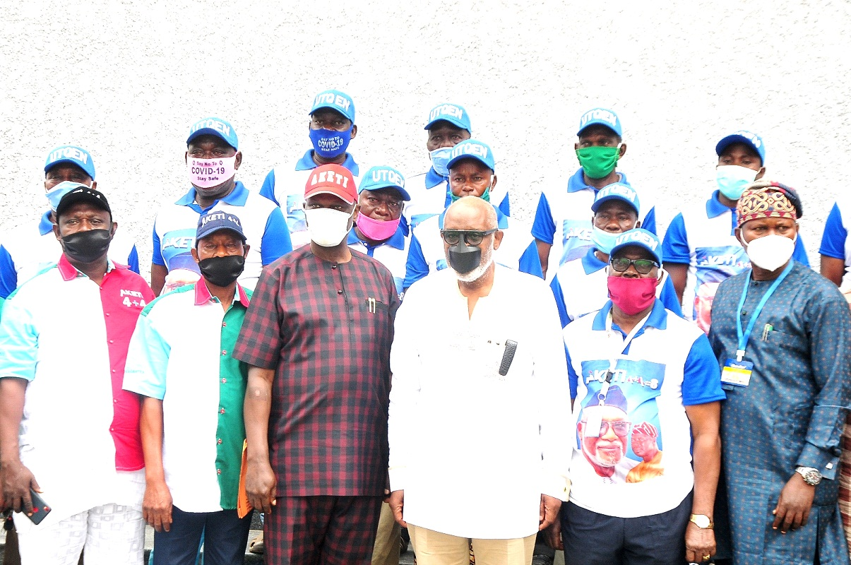 I'm committed to do more — Akeredolu