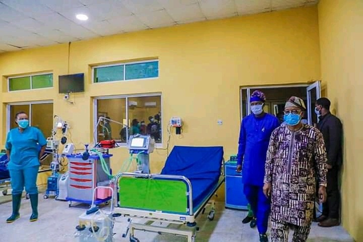 We're committed to good health services – Oyetola