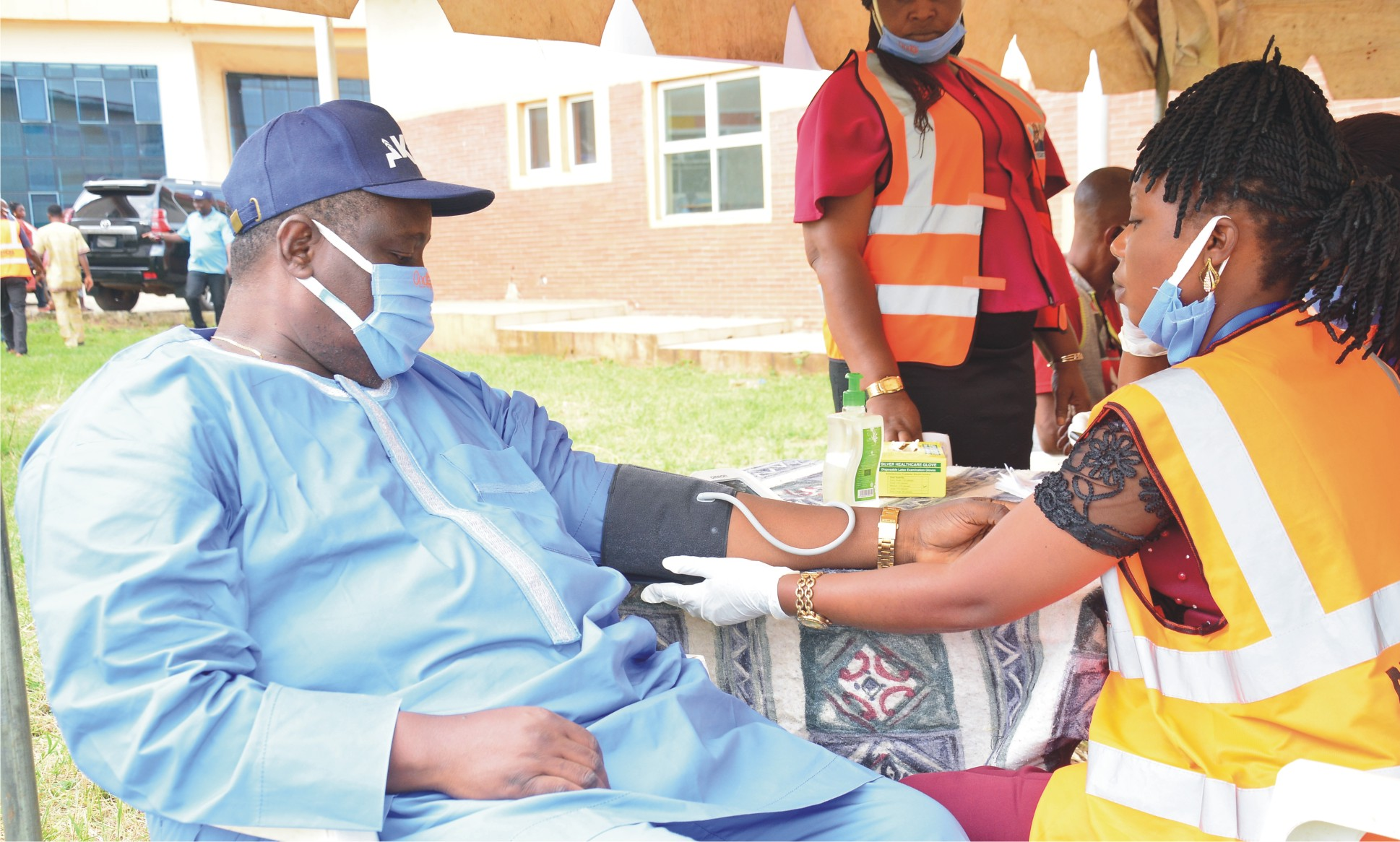 Take advantage of free medical services –SSG