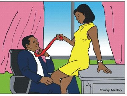 Dangers of office romance