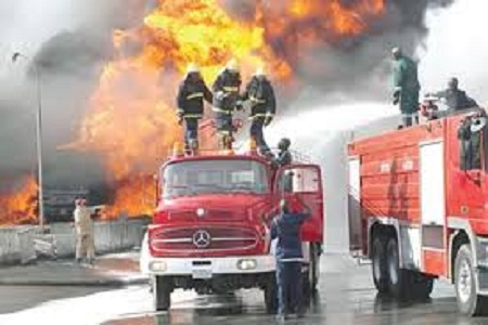 Need to revamp Nigeria's fire service