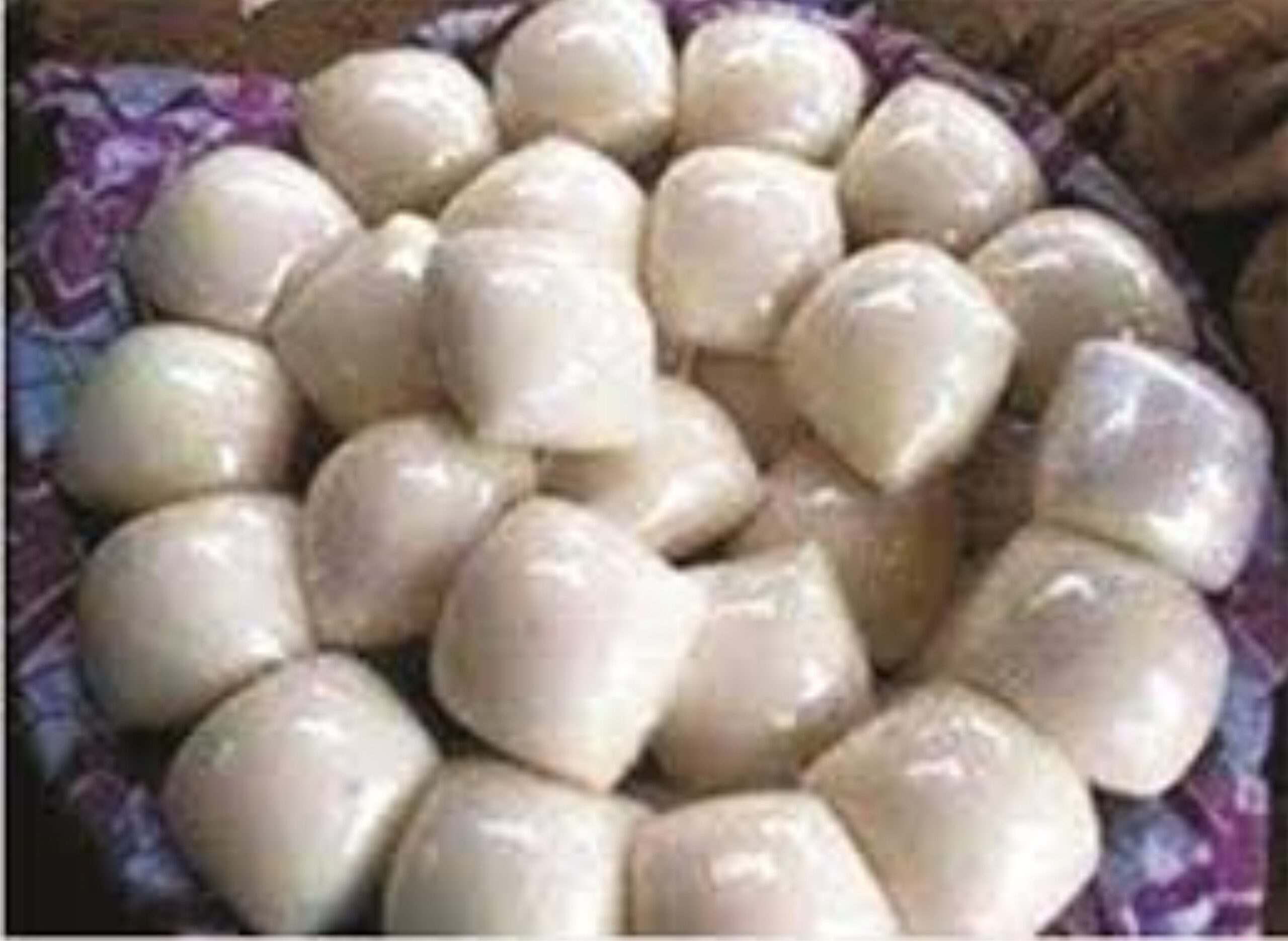 Why we mix hypo, detergents and potash with cassava – Fufu producers