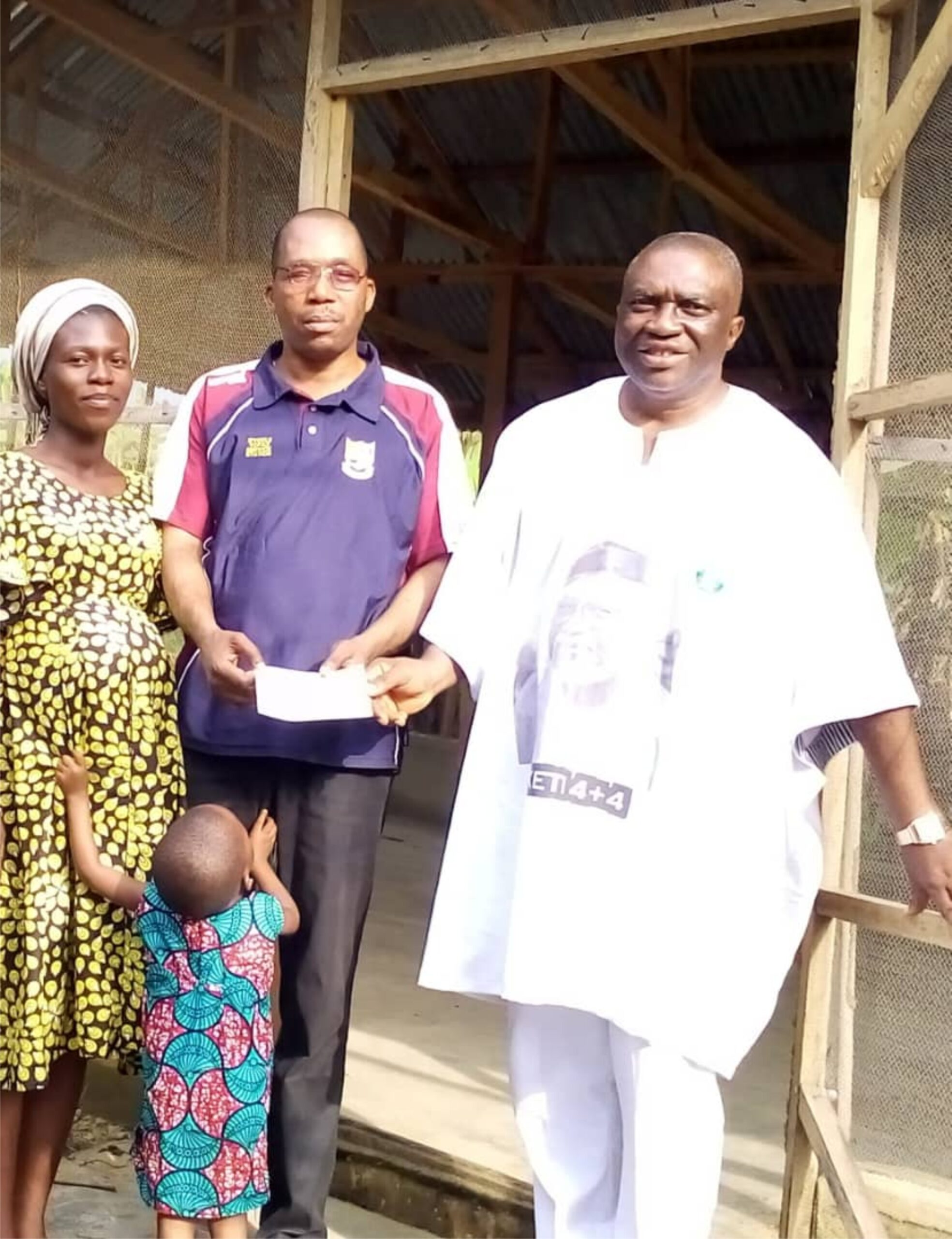 ODSG empowers physically challenged