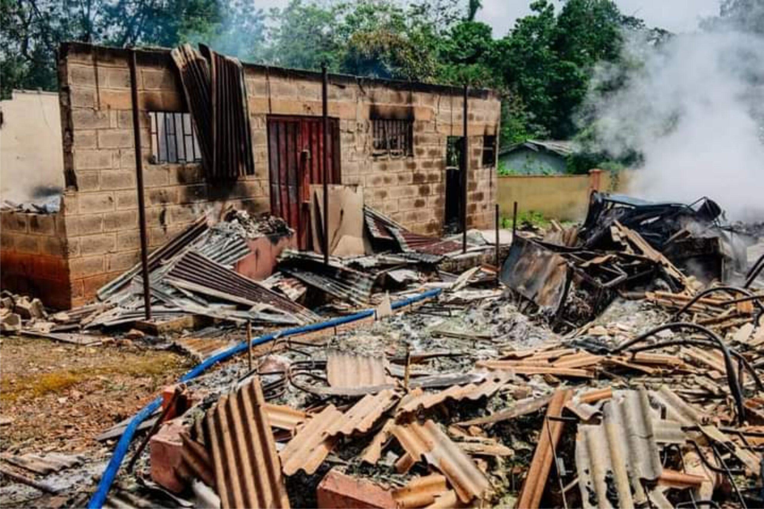 #ENDSARS protests: Okitipupa APC leaders visit violence scenes