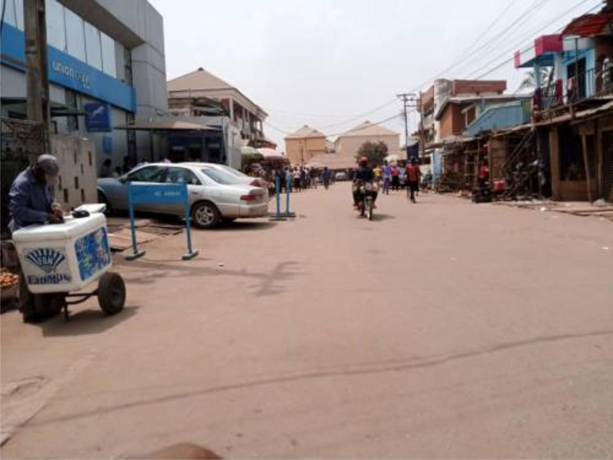 #EndSARS: Banks suspend activities in Okitipupa