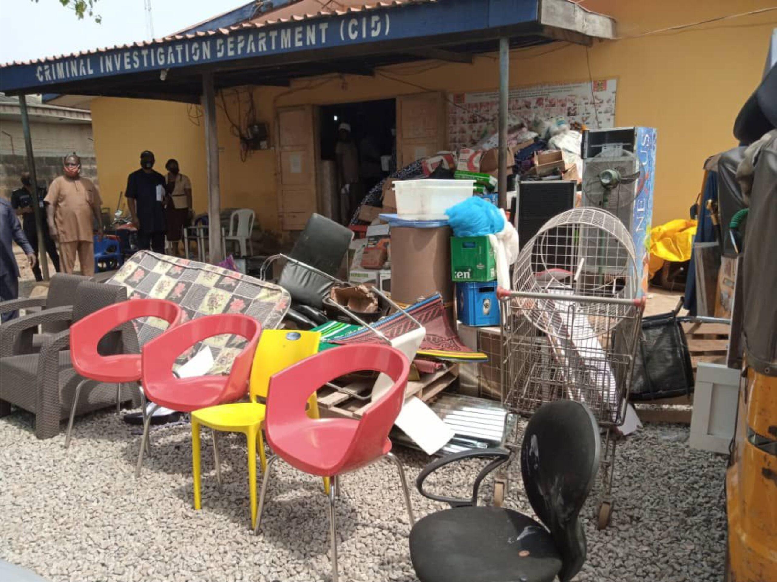 Looting: OHIS loses N120m drugs, equipment