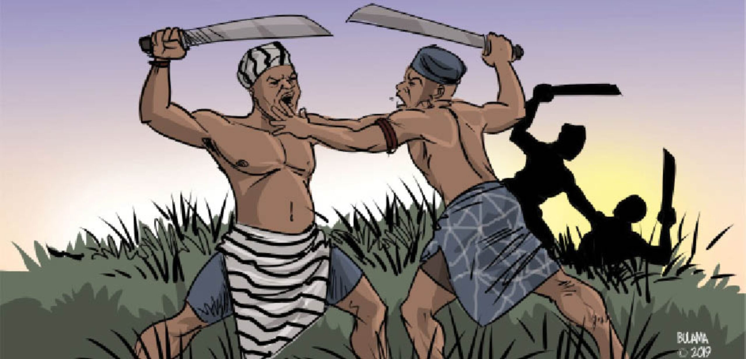 Igbede, Odoso communal crisis laid to rest