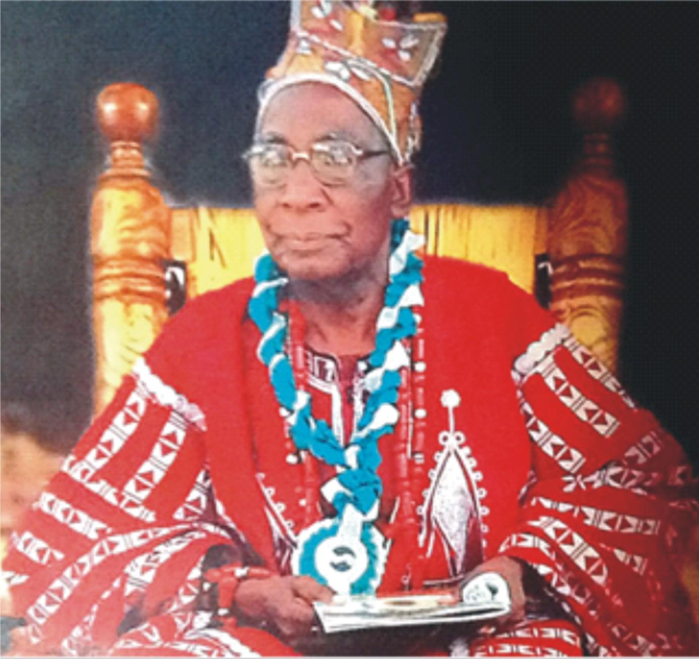 Regency: Crisis brews  between Owa, Aladeokun