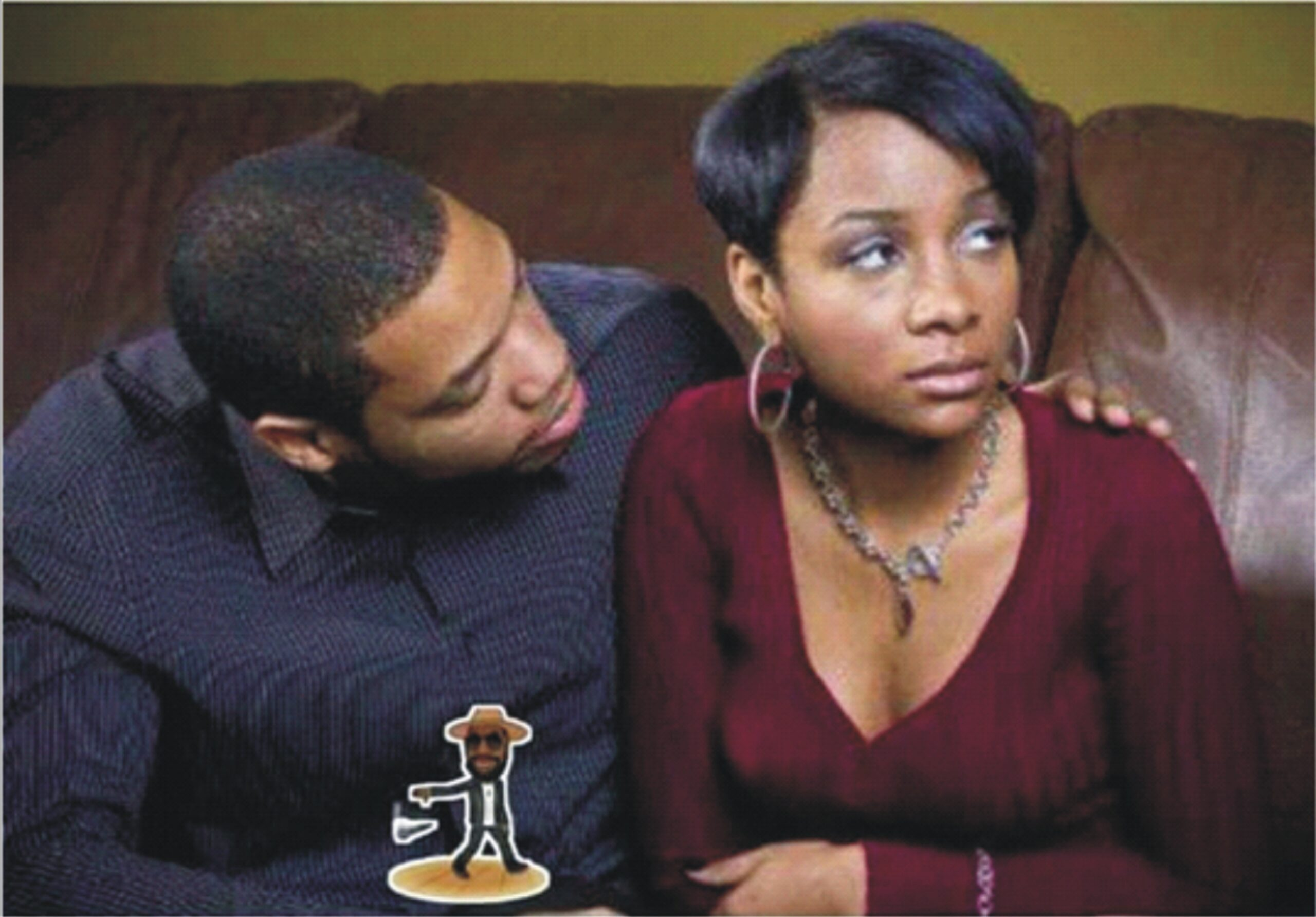Are you dating married man?