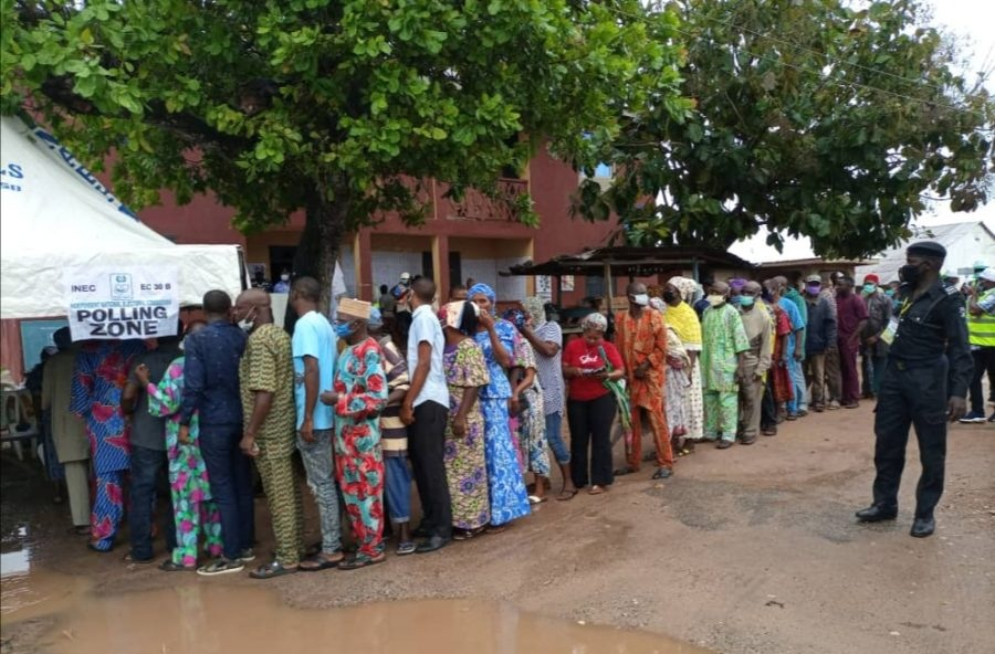 Ondo poll: CoS, others laud peaceful conduct