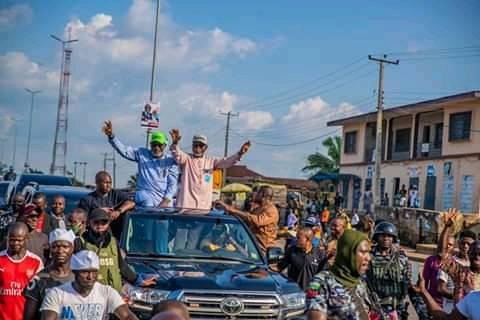 Jubilation in Owo  over Gov's victory