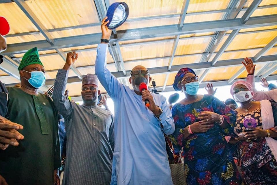 Akeredolu thanks all as Sanwo-Olu, Fayemi, Oyetola, others visit Owo