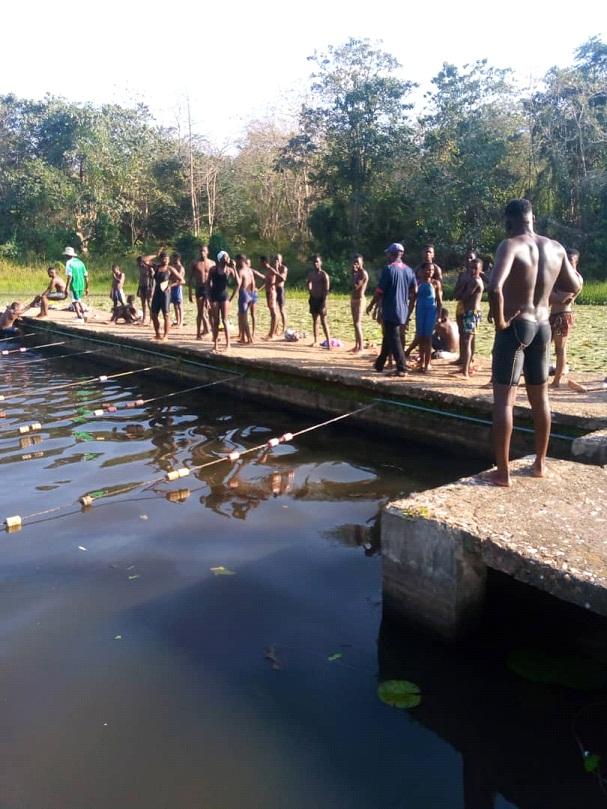 Ondo can  be number one in swimming -Tunji Abayomi