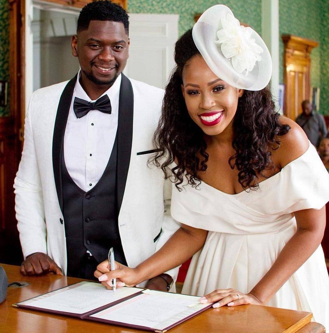 Traditional wedding  or church wedding
